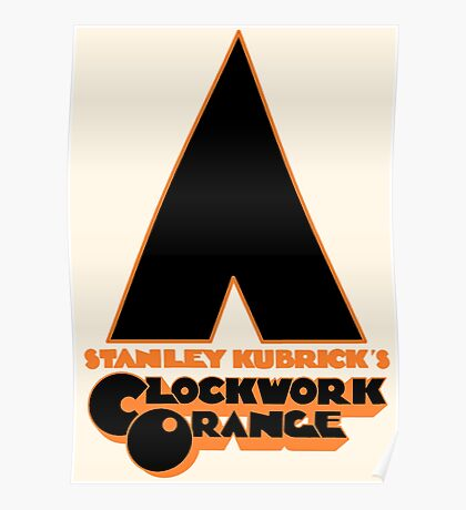 A Clockwork Orange II Poster
