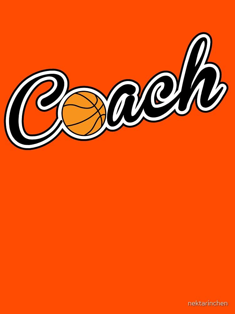Basketball Coach by nektarinchen