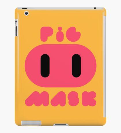 Pig Mask Logo iPad Case/Skin