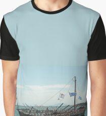 Argo ship Graphic T-Shirt