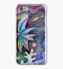 I invented a fish ( high resolution repost ) iPhone Case/Skin