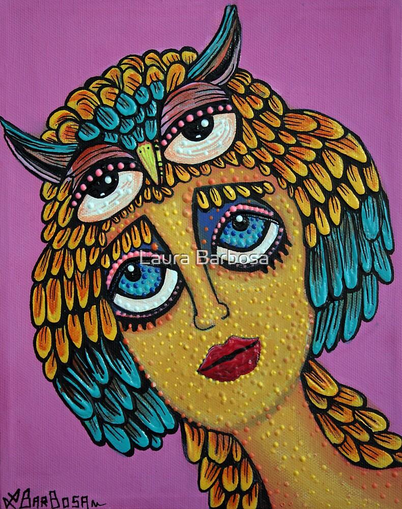 Bird Brain by Laura Barbosa