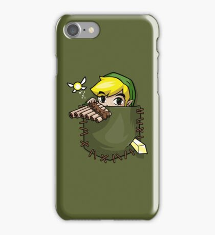 Pocket Link iPhone Case/Skin
