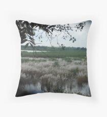 Dancing Nature with Joy (DNw/J) Throw Pillow