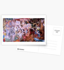 Picasso Complex 8. Postcards