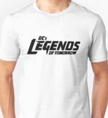 Camiseta unisex Leyendas del mañana de DC