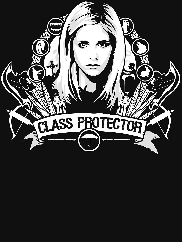 Class Protector  by TomTrager
