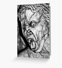 Dont Blink  Greeting Card