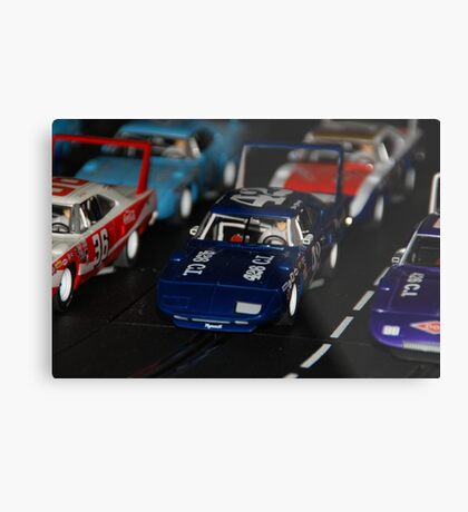 Let's go racing!!! Metal Print