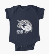 Space: the final frontier One Piece - Short Sleeve