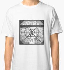 The Clock at Musée d'Orsay Classic T-Shirt
