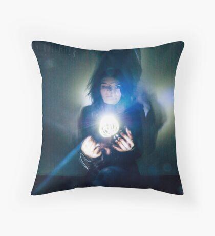 19/365 Throw Pillow