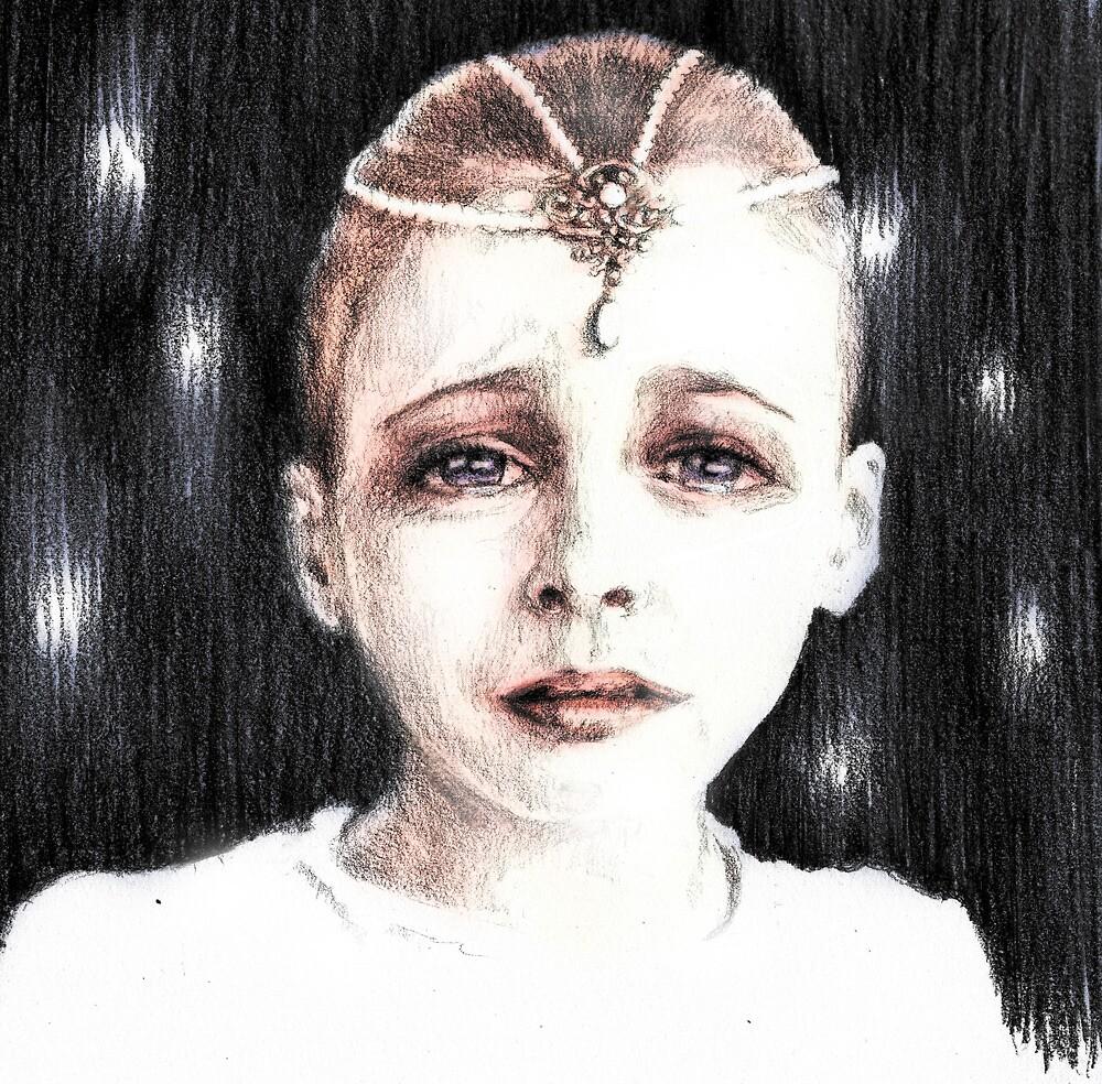Childlike Empress from Neverending Story by AaronBir