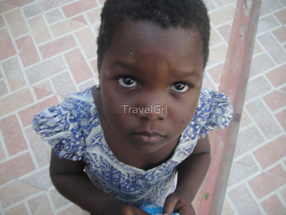 Ghana Orphan Girl2 by TravelGrl