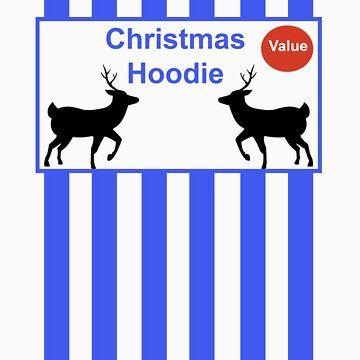 Christmas Hoodie by mactosh