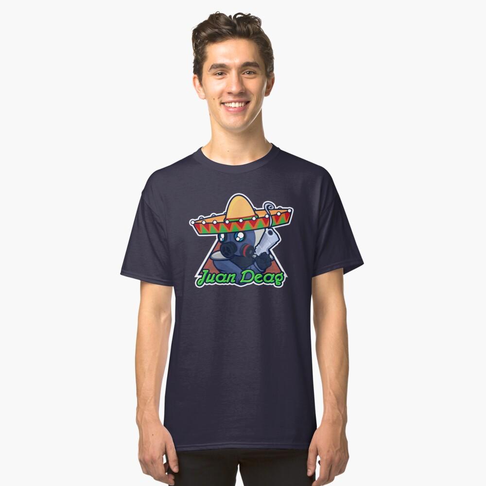 Juan Deag - Anti-Terrorist Classic T-Shirt