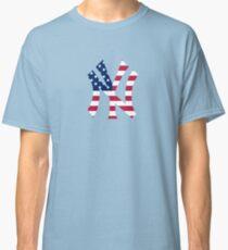 New York Yankees America  Classic T-Shirt