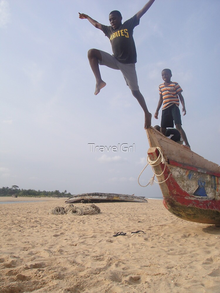 Boys jumping off boat3 by TravelGrl