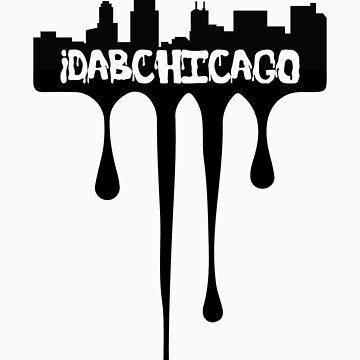 iDabChicago Dripping Skyline by idabchicago