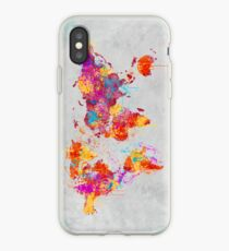 Mother Earth Crying iPhone Case