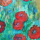 Poppies by Maria Pace-Wynters