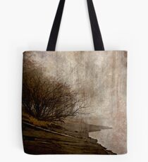 Fall on the Fraser River Tote Bag