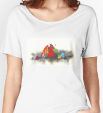 The dragon's collection Women's Relaxed Fit T-Shirt