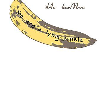 Junkie Banana by hannahsmetana