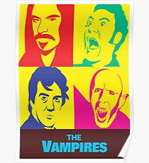 what we do in the shadows the vampires Poster