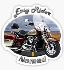 Kawasaki Nomad Easy Rider Sticker