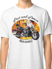 Kawasaki Nomad Fast And Fierce Classic T-Shirt