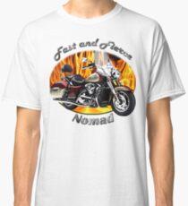 Kawasaki Nomad Fast And Fierce Classic T-Shirt