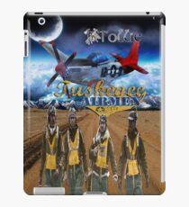 Tuskegee Airmen iPad Case by Tollie Schmidt iPad Case/Skin