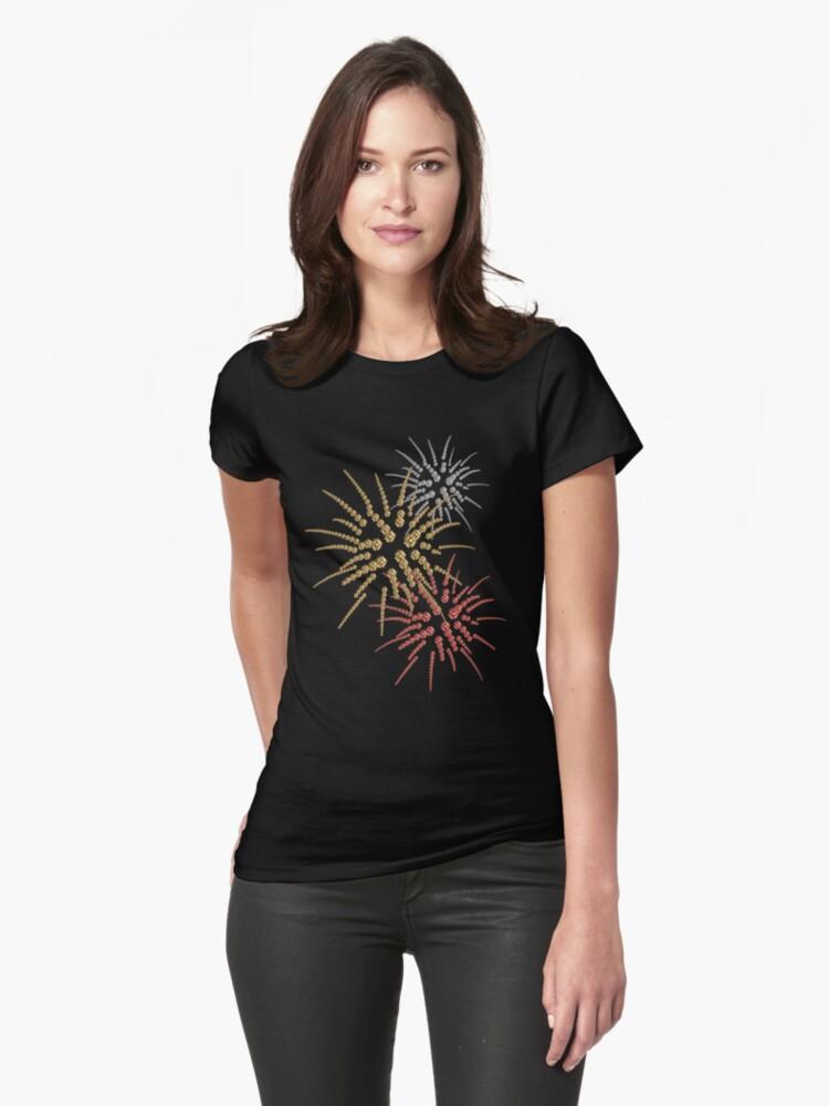 Hanabi Womens T-Shirt Front
