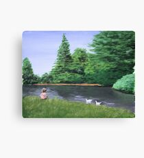 Eugene Oregon Canvas Print