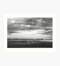 West Lancashire - A View  Art Print