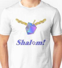 Shalom Gold Coins Hanukkah T-Shirt