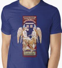 Angel Nouveau Men's V-Neck T-Shirt