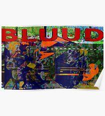 Bluud Shot Annie Poster