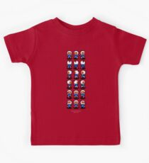 Bomberman Kids Clothes