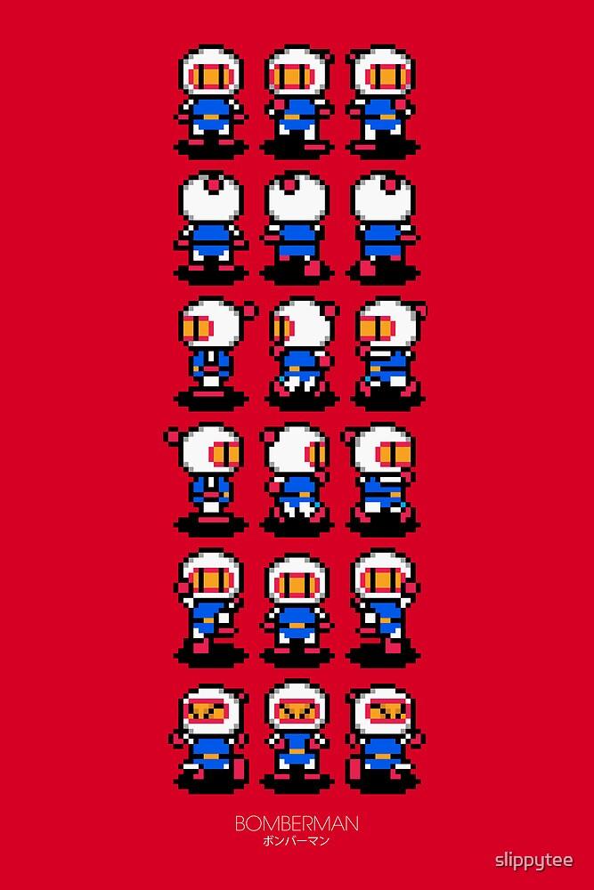 Bomberman by slippytee