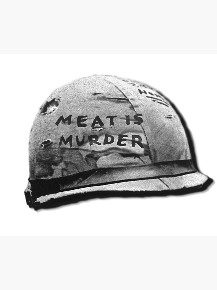 Meat is Murder by drubdrub