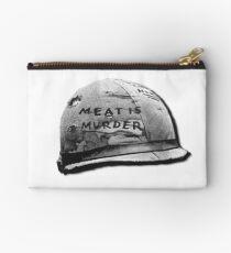Meat is Murder Studio Pouch