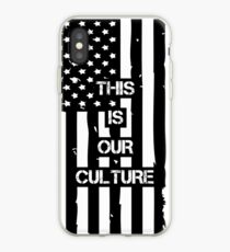 American Beauty/American Psycho (Fall Out Boy) iPhone Case