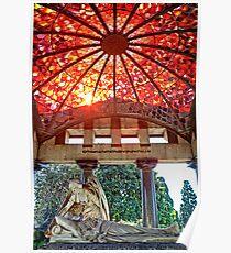 The Guardian Angel (Boorondoora Cemetery) Poster