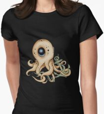 Anchor Me Womens Fitted T-Shirt