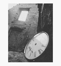Timeless B&W Photographic Print