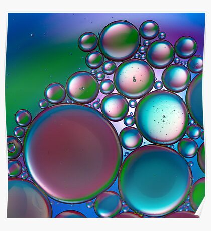 Oil and Water 11 Poster