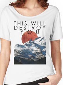 Horizon Women's Relaxed Fit T-Shirt