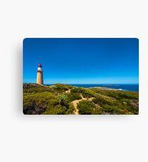 Cape de Couedic Lighthouse  Canvas Print